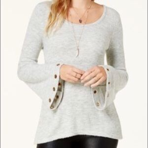 Kensie x Stitch Fix bell sleeve sweater